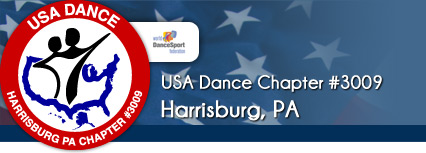 USA Dance Harrisburg Chapter #3009